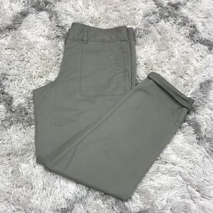 Ann Taylor Loft relaxed skinny pants